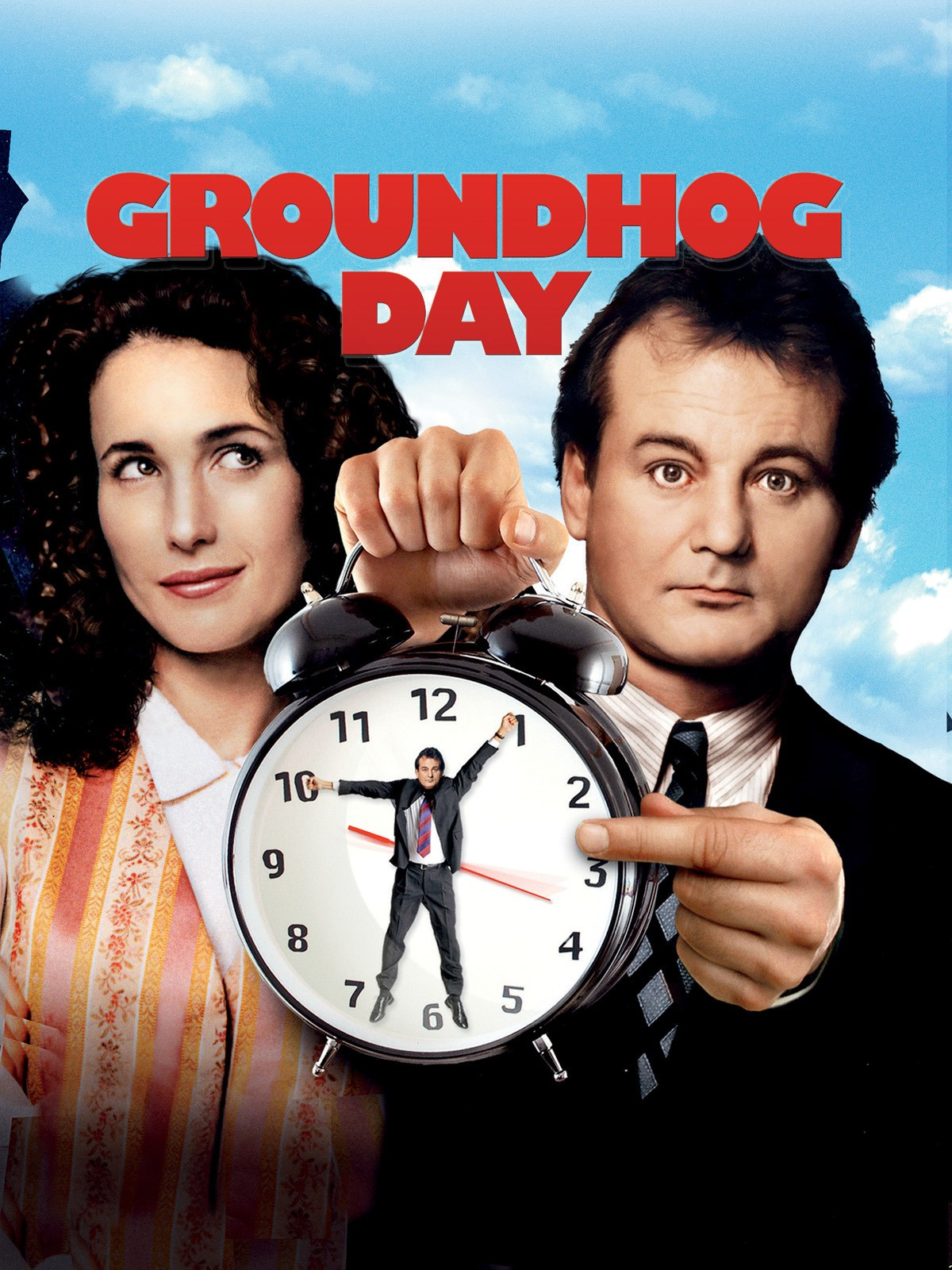 watch online movie stream groundhog day harold ramis 1993 film