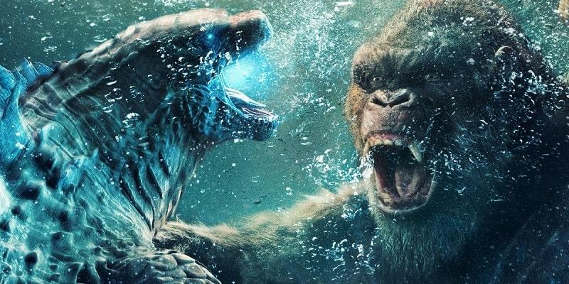 Review of movie Godzilla vs Kong 2