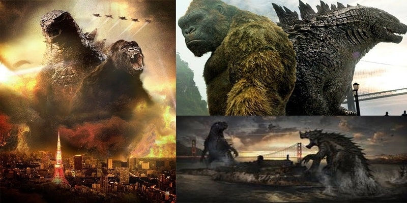 Review of movie Godzilla vs Kong2