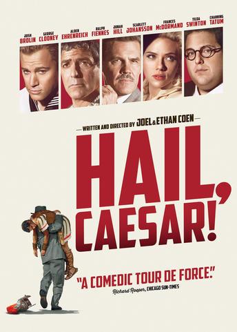 Hail Caesar 2016 movie